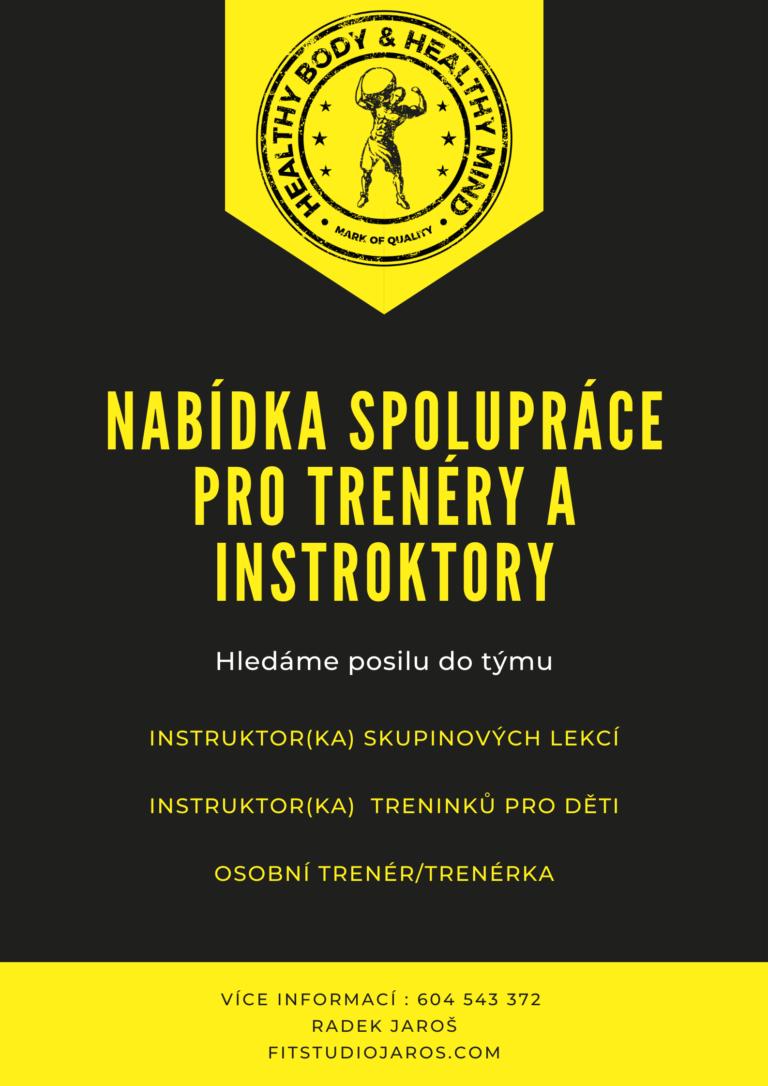 Neonový Žlutý Posilovna Plakát (1)